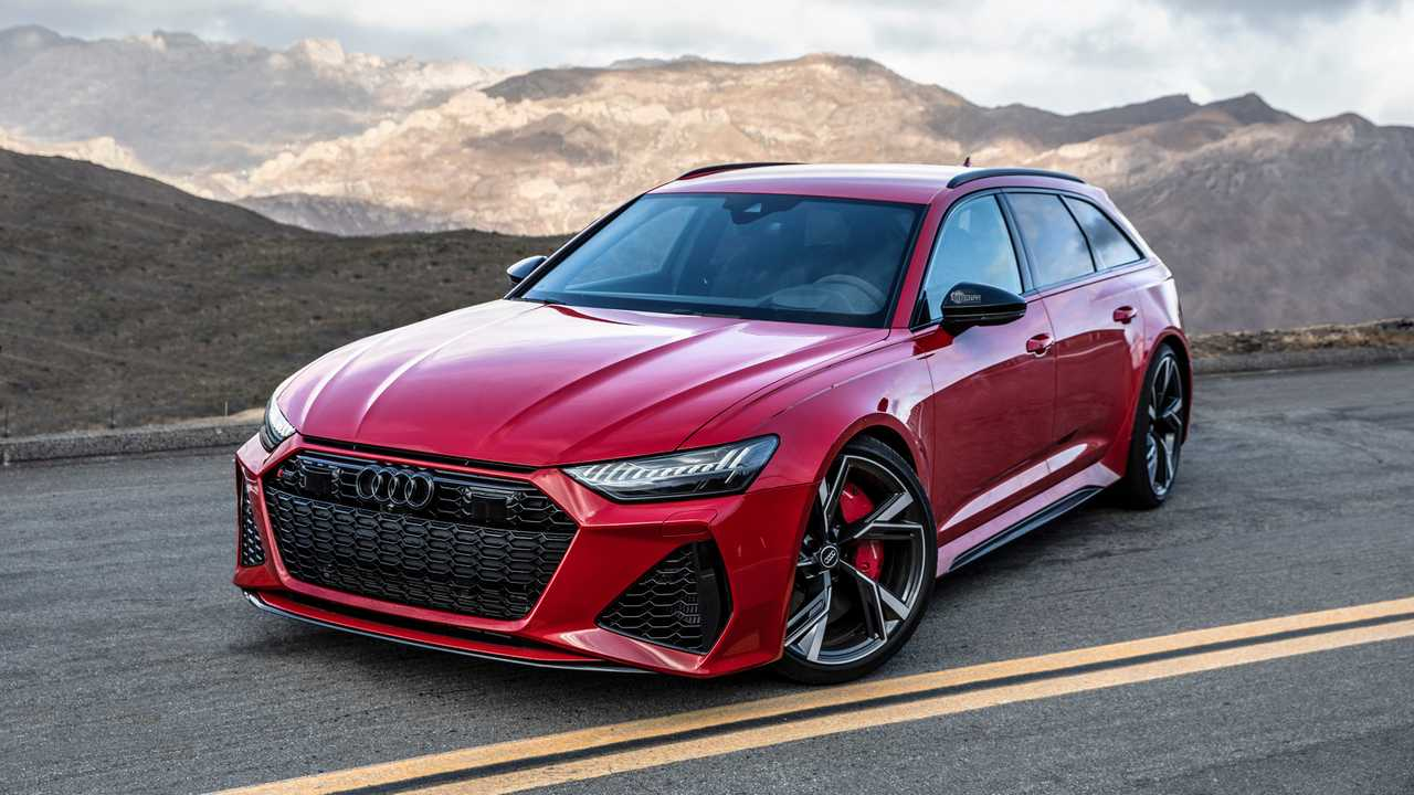 2021 Audi RS6 Avant shot by Auditography - 4537472