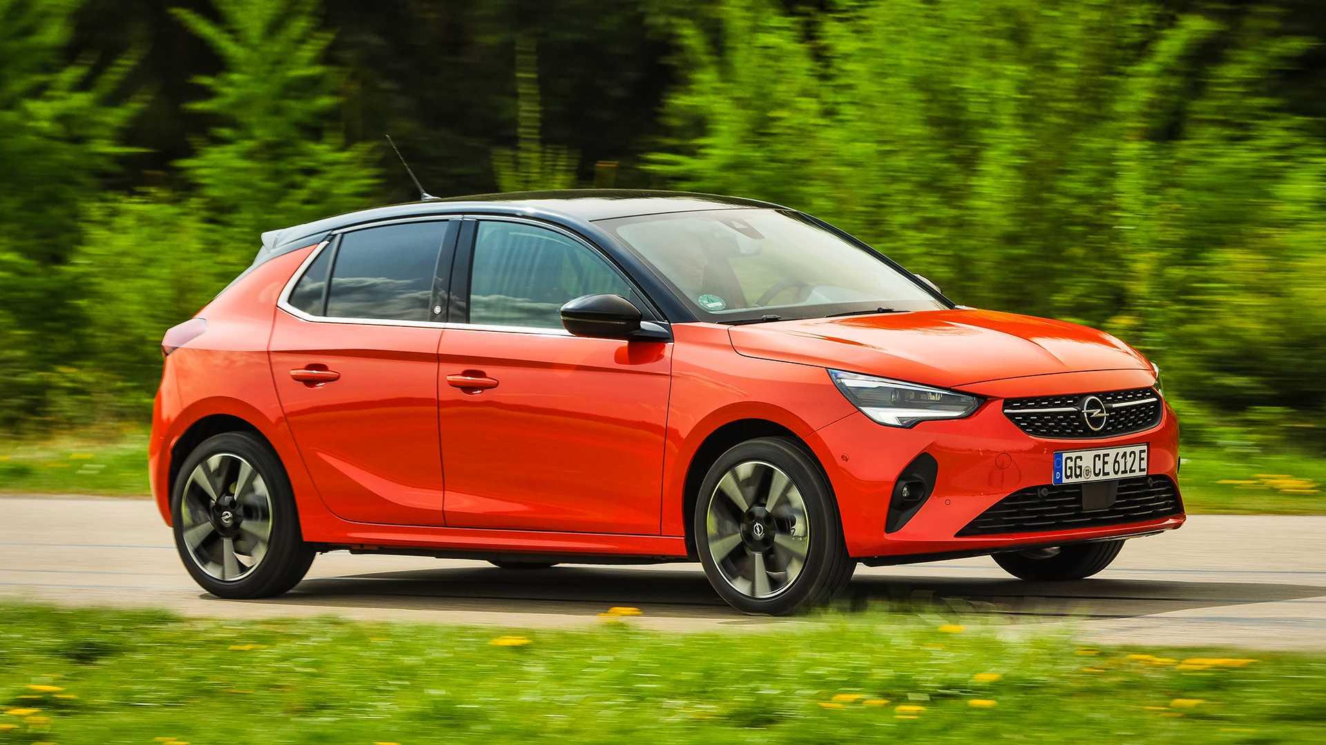 The New 2021 Opel Corsa-e: Specs, Price & Photos - CarsRumors