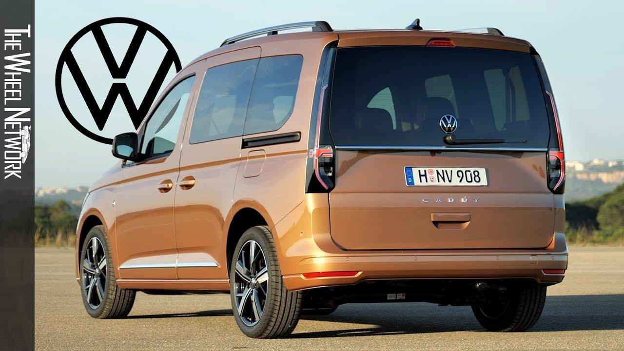 2021 Volkswagen Caddy Preview, Specs & Photos - CarsRumors