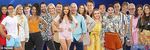 A Big Brother housemate's 'scandalous past' threatens to ...