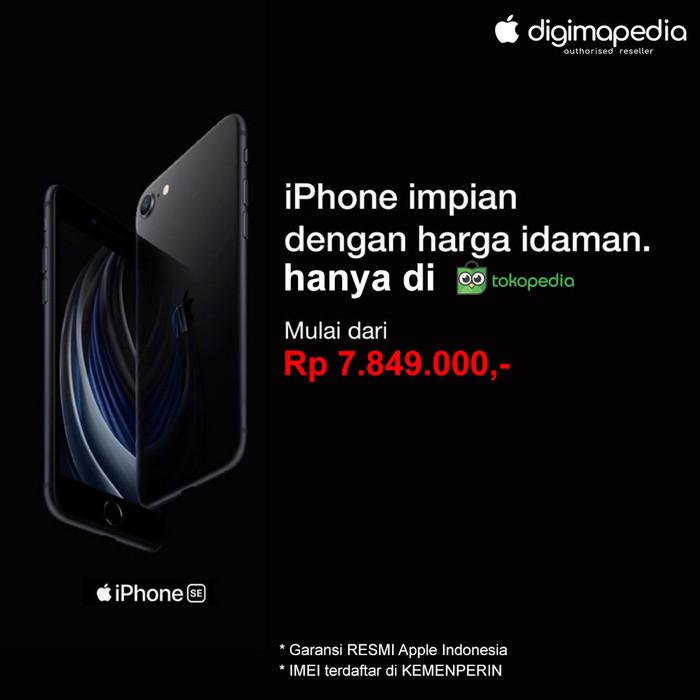 Jual BNIB iPhone SE 2020 64GB/128GB/256GB RESMI (Digimap ...