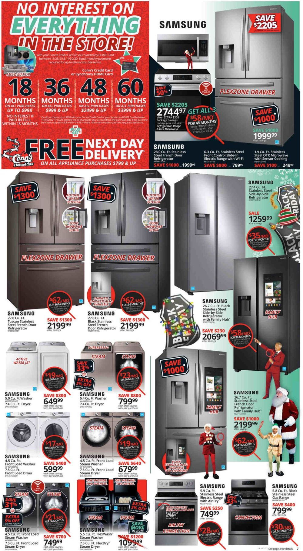 Conn's Black Friday 2021 Ad - Savings.com