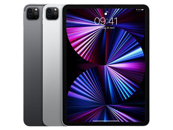 Apple iPad Pro 11 2021 - Notebookcheck.com Externe Tests