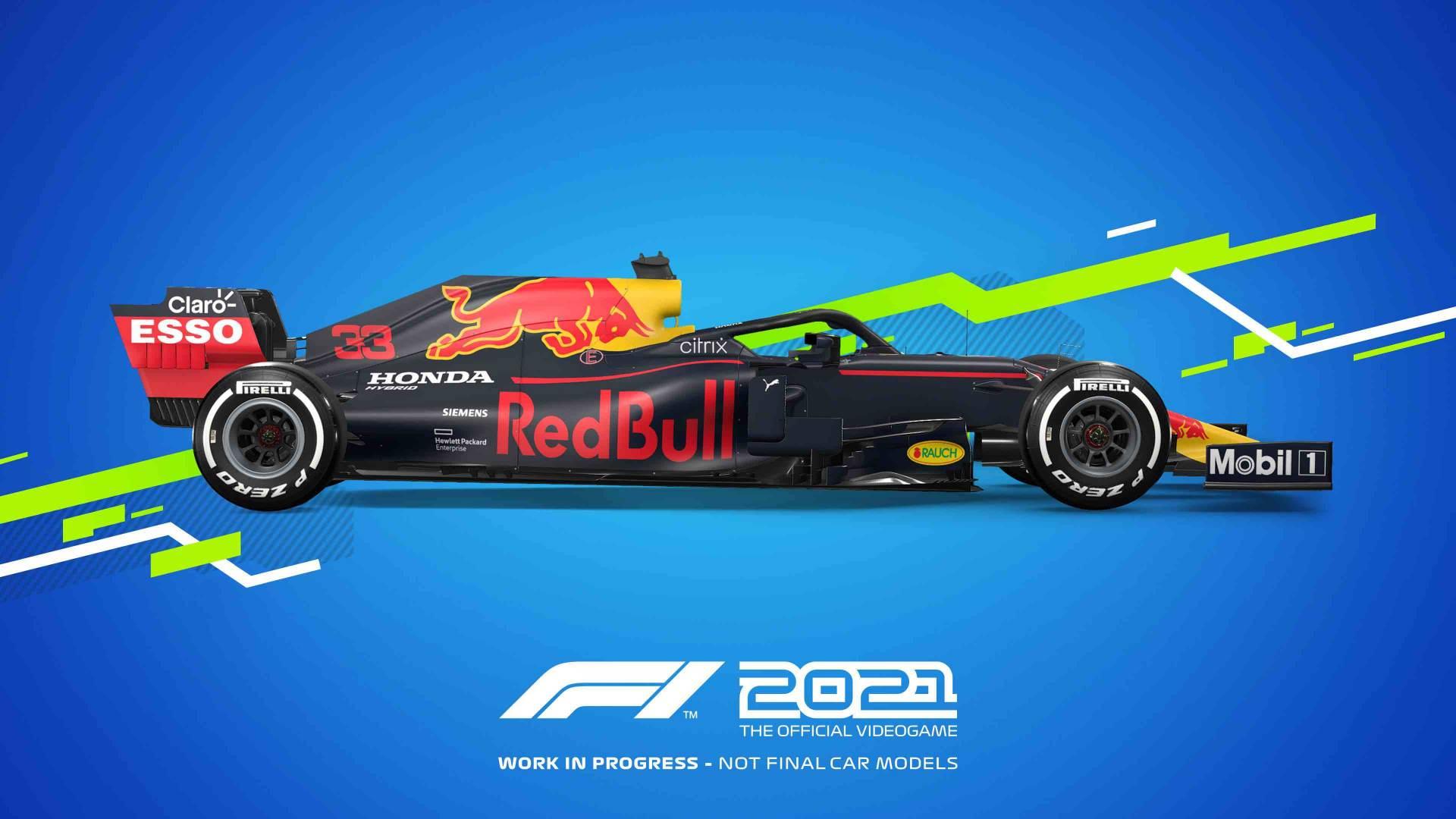 F1 2021: il nuovo videogame ufficiale. Il trailer PS4, PS5 ...