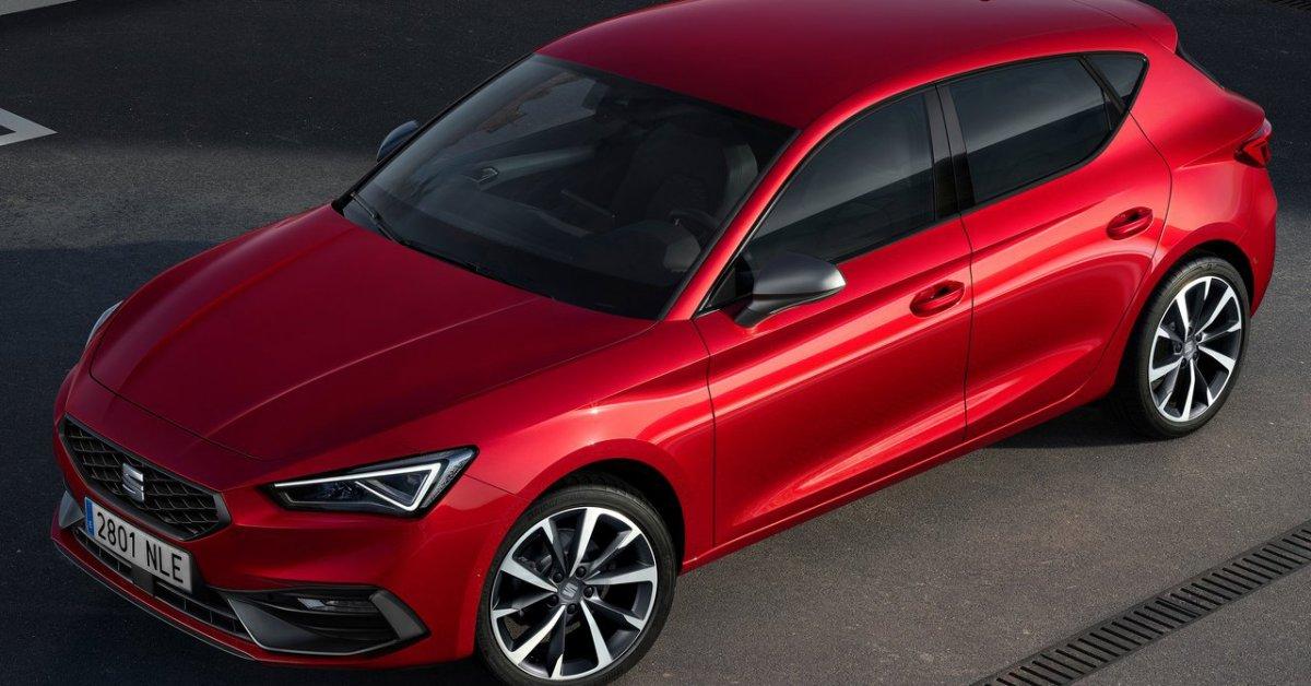 Nový SEAT Leon hatchback (2021) - Nový SEAT Leon hatchback ...