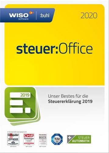 WISO steuer:Office 2020 (für Steuerjahr 2019) günstig ...
