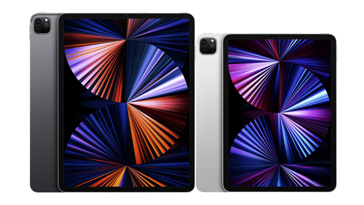 Apple iPad Pro 12.9 (2021) vs iPad Pro 11 (2021) - PhoneArena