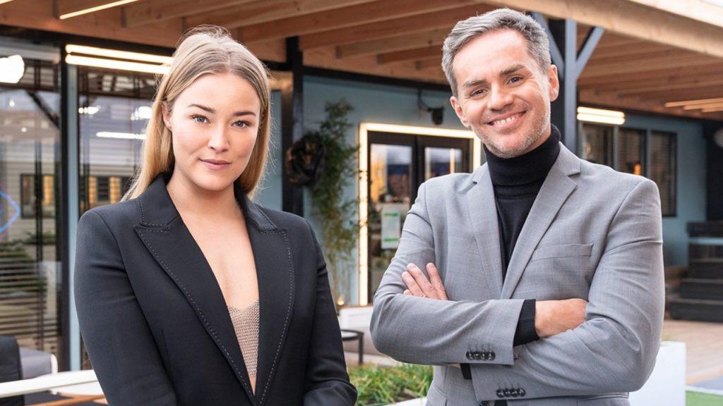Big Brother 2021 / Geraldine Kemper en Peter Van de Veire ...