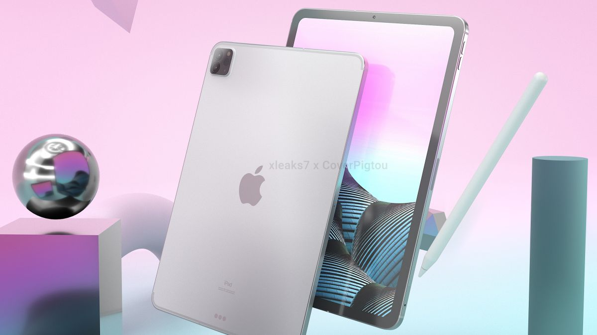 New iPad Pro 2021: Release date, price, specs, M1 chip and ...