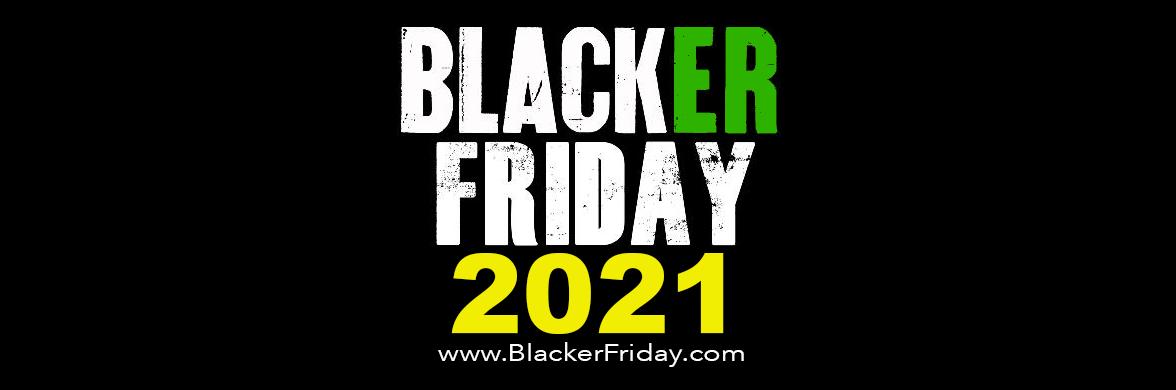 When's Black Friday in 2021? - Blacker Friday