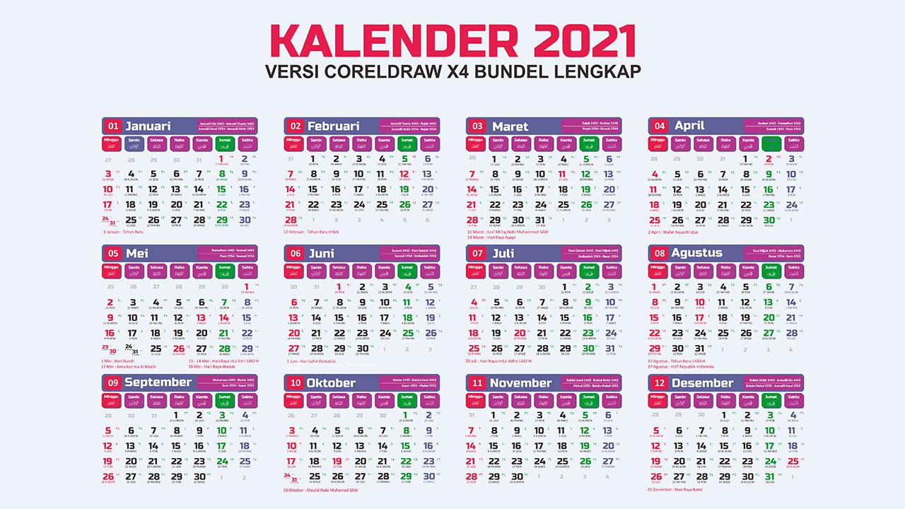 Penanggalan Jawa 2021 Januari : Ini karena ...