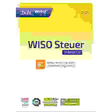 WISO Steuer Sparbuch 2021 Code