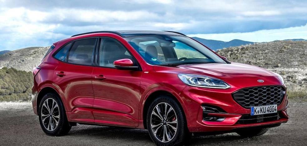 Ford Kuga, candidato a Mejor Coche del Año ABC 2021 | El ...