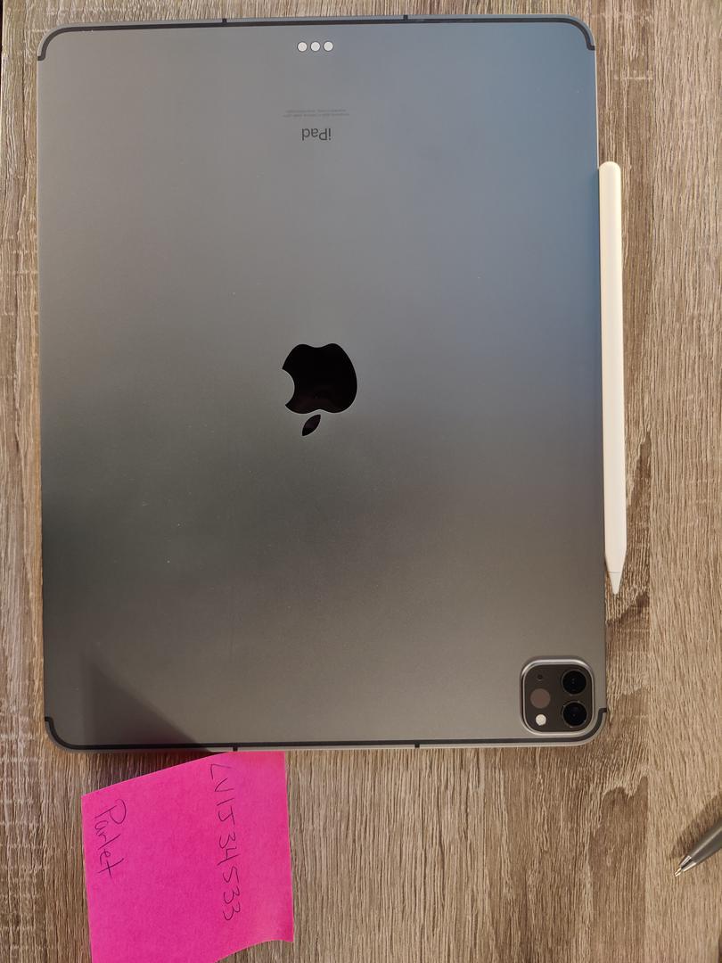 "Apple iPad Pro 12.9"" 5th Gen 2021 (Unlocked) - Gray, 256 ..."
