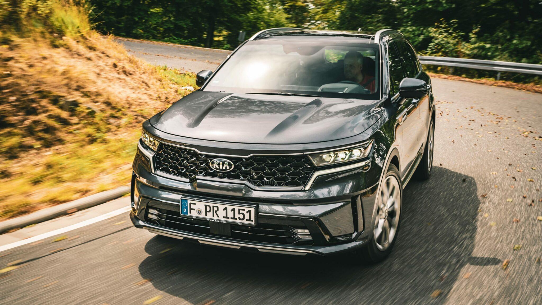 2021 Kia Sorento Review - Automotive Daily