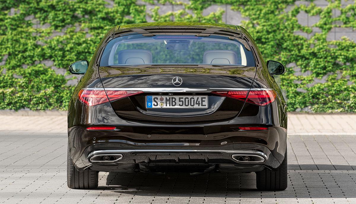 Mercedes S-Klasse kann bald 100 km elektrisch fahren ...