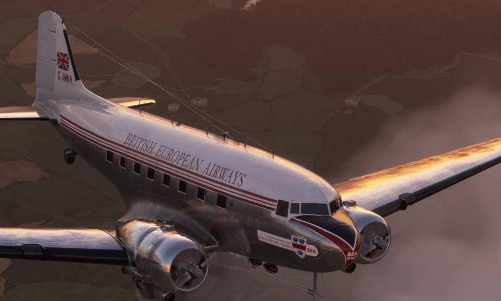 Microsoft Flight Simulator DC-3 & Twin Otter Add-Ons Get ...