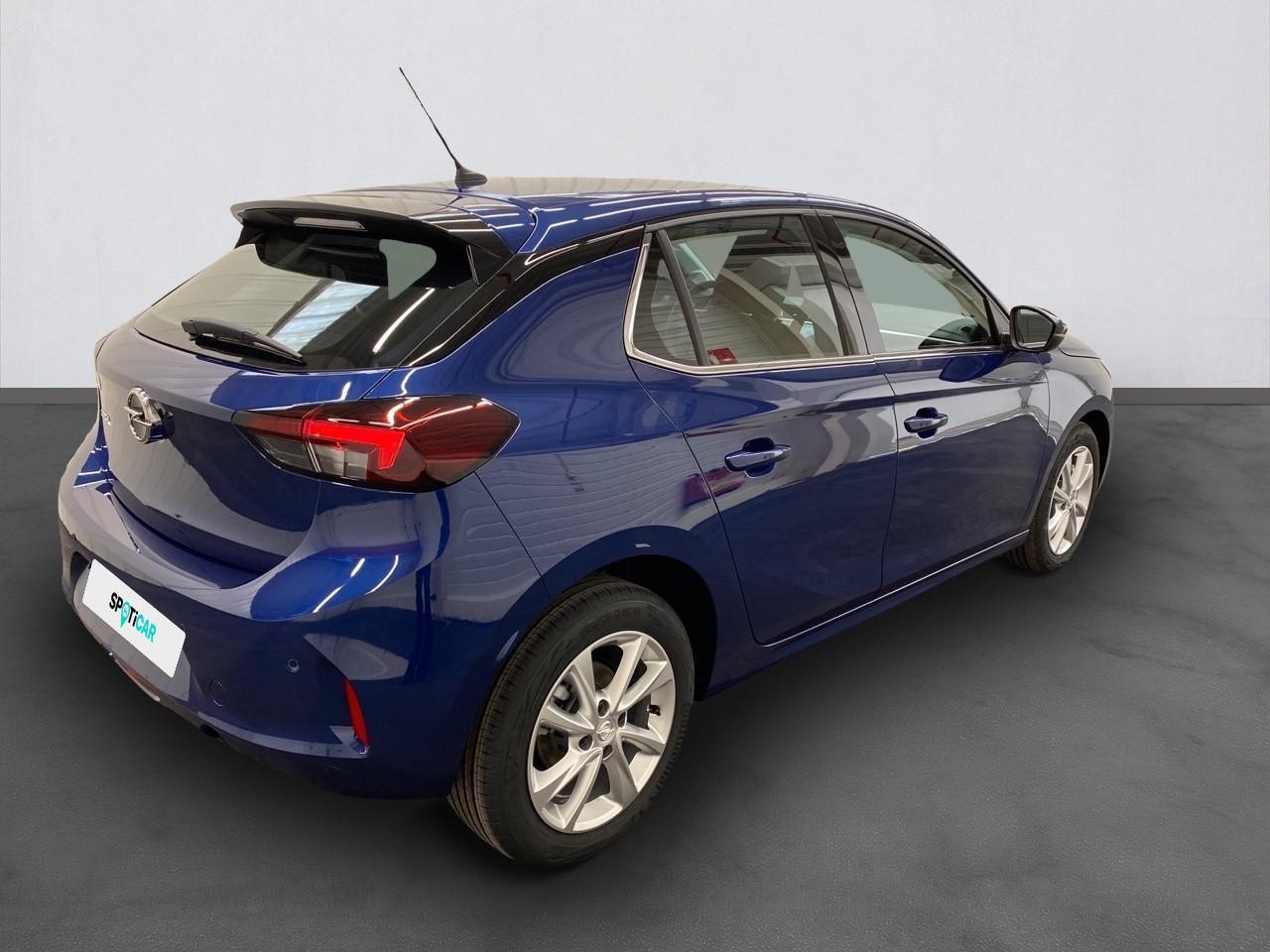 Opel CORSA 1.2 TURBO 100 CH BVM6 Elegance Essence de 2021 ...