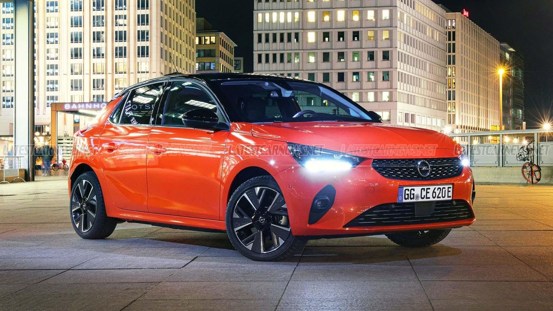 Opel Corsa Interior 2021 Collections | IASL Auto