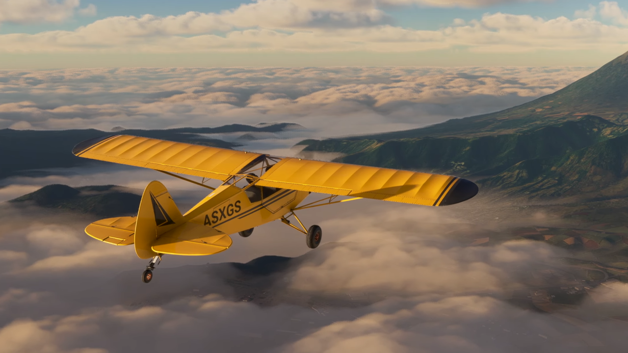 Microsoft Flight Simulator приземлится на Xbox Series ...
