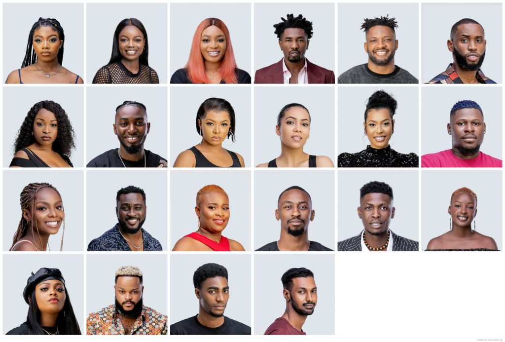 Vote For Your Favourite Big Brother Naija 2021 Housemate ...
