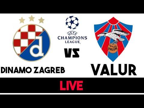 Watch - Dinamo Zargeb vs Valur | UEFA Champions League ...