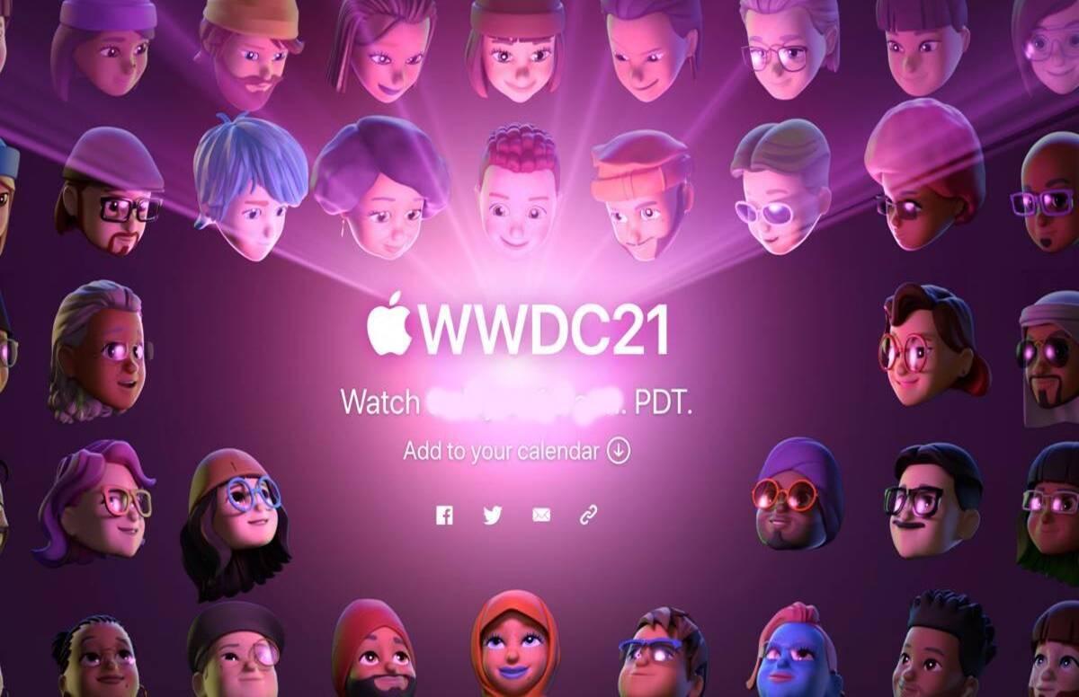 Apple WWDC Event History Iphone Mac Book Apple Developer ...