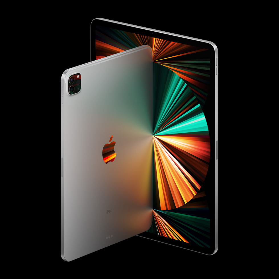 Apple unveils new iPad Pro with M1 chip and stunning ...