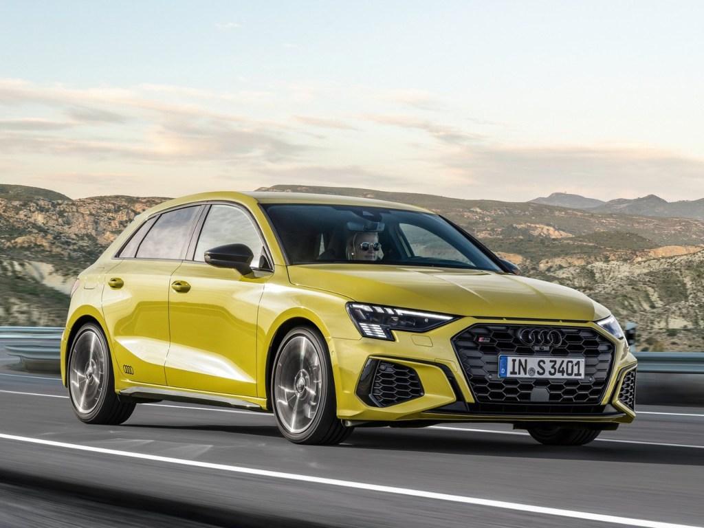 5 razones para enamorarse del nuevo Audi S3 2021   Auto Bild