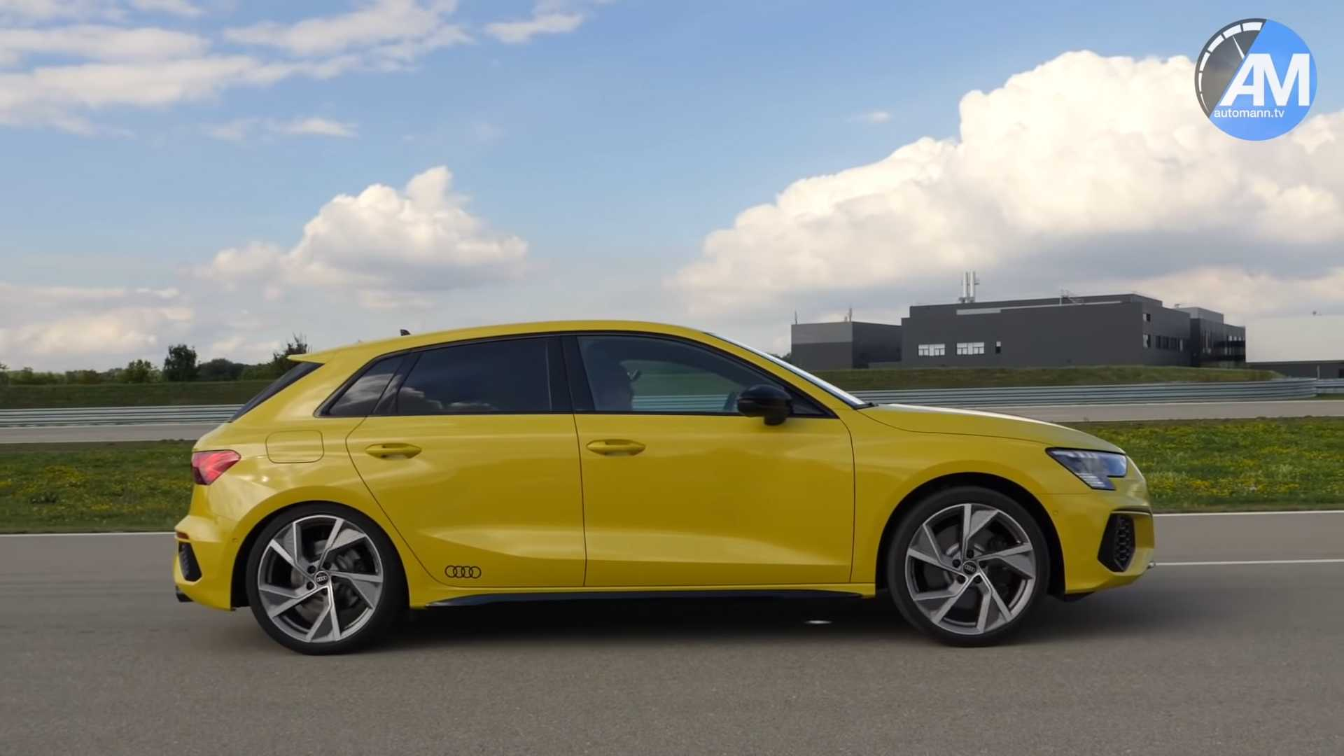 2021 Audi S3 Looks Impressive In Acceleration And Top ...