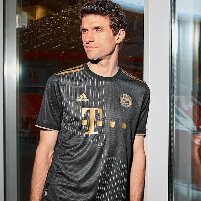 Bayern Munich 2021-22 adidas Away Kit - Todo Sobre Camisetas