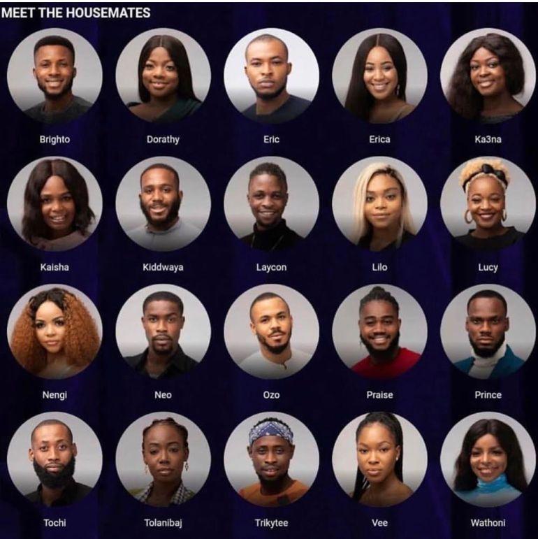 BBNaija 2021 Details | Big Brother Naija 2021 Official ...