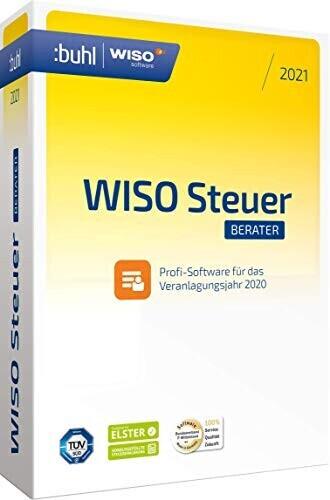 Buhl WISO Steuer Berater 2021 | Preisvergleich bei idealo.de