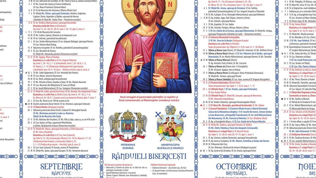 Calendar Ortodox 11 mai 2021. Sfinții care au schimbat ...
