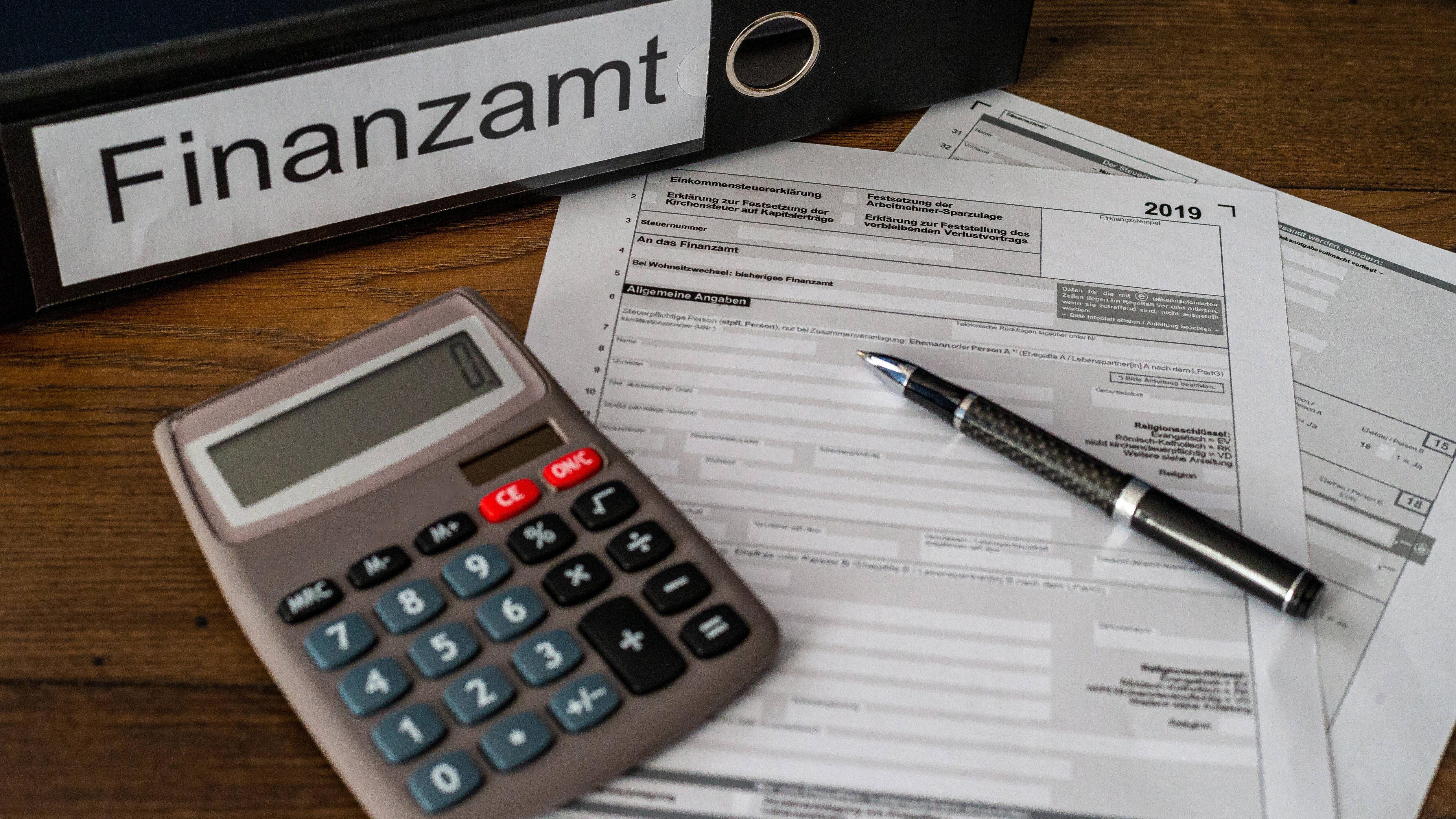 Frist für Steuererklärung 2019 soll verlängert werden
