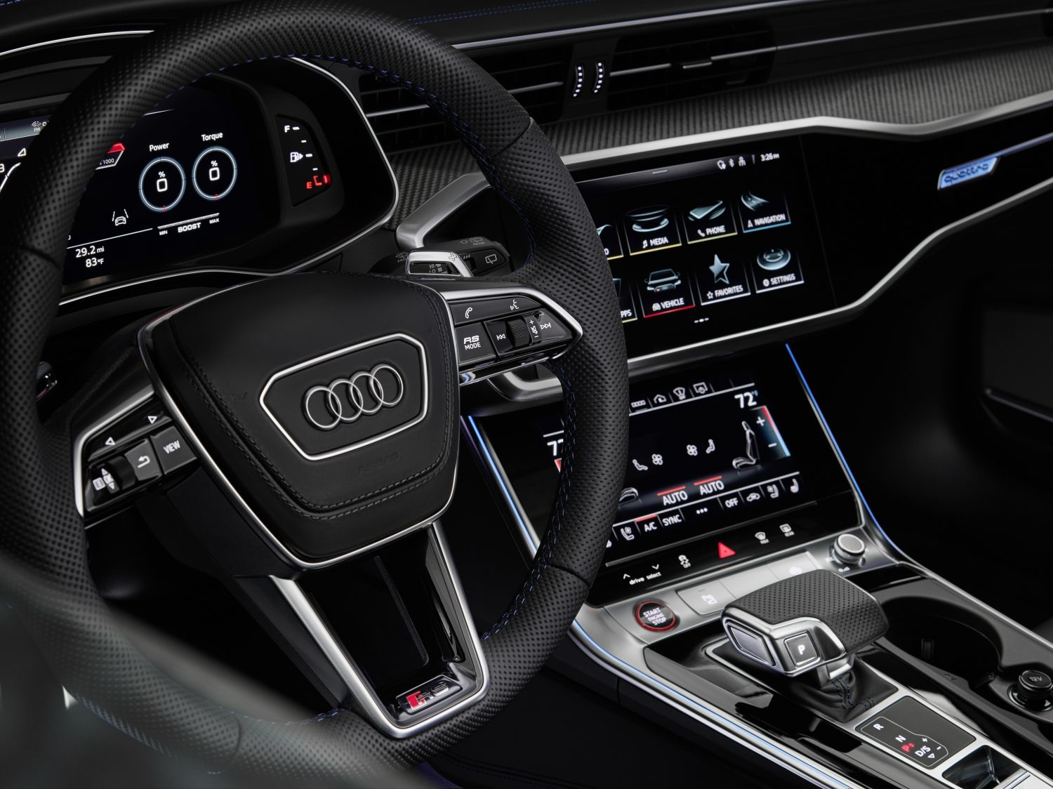 2021 Audi RS6 Avant RS Tribute Edition- Exclusive Features ...