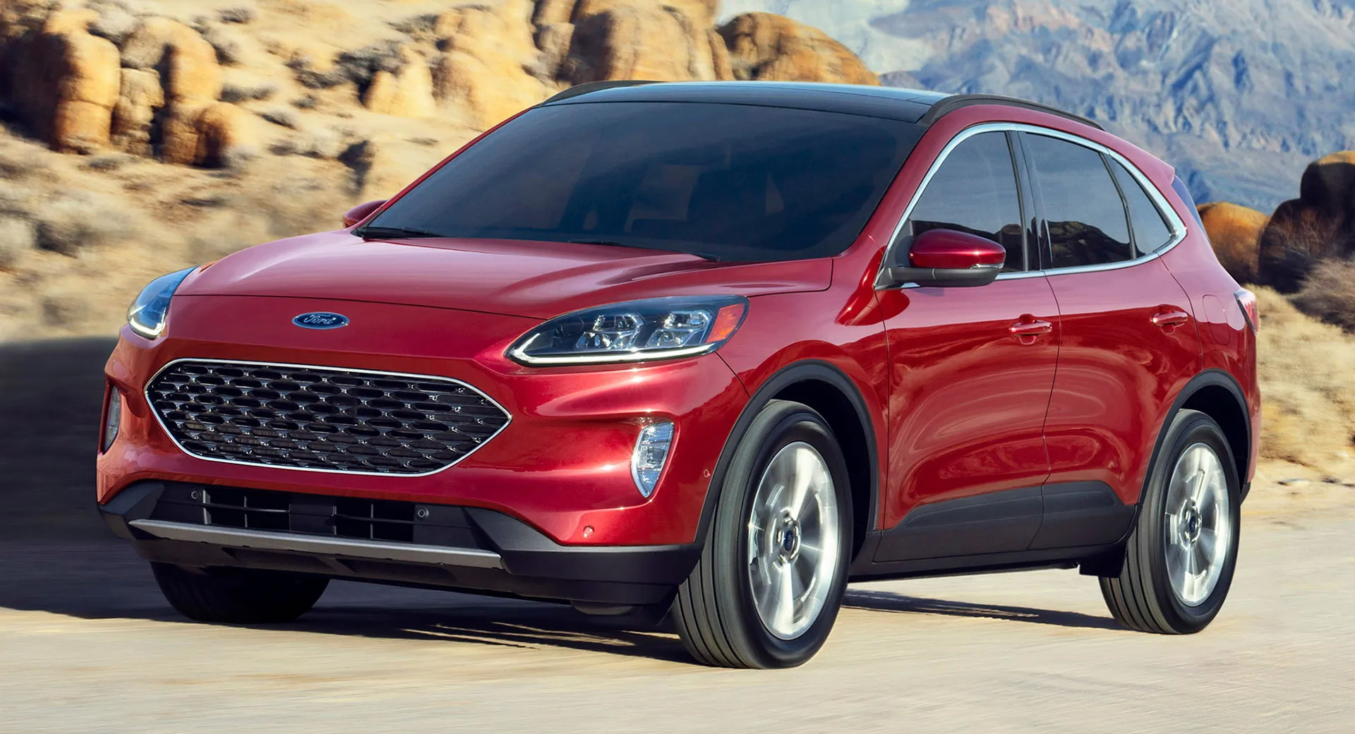 Ford Pushes Plug-In Hybrid Escape Production To 2021 Due ...