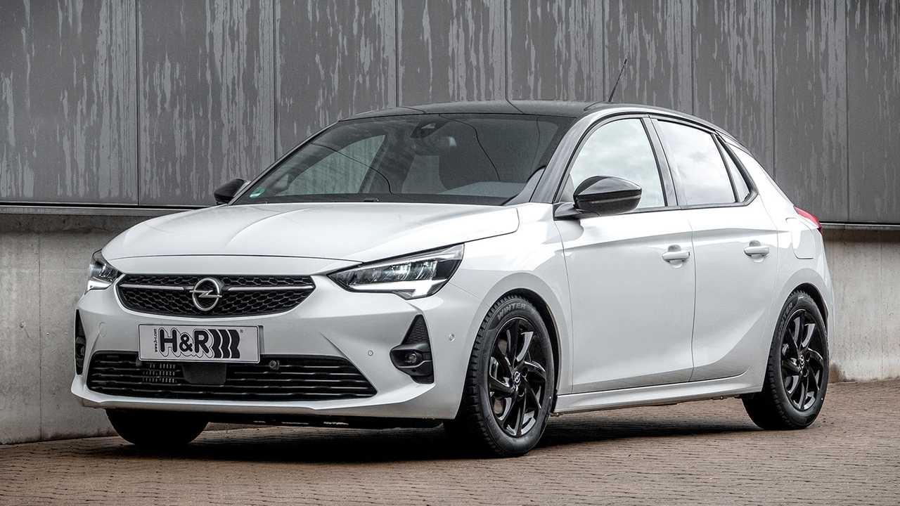 Opel Corsa F 2021