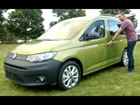 2021 Volkswagen Caddy Walkaround - YouTube