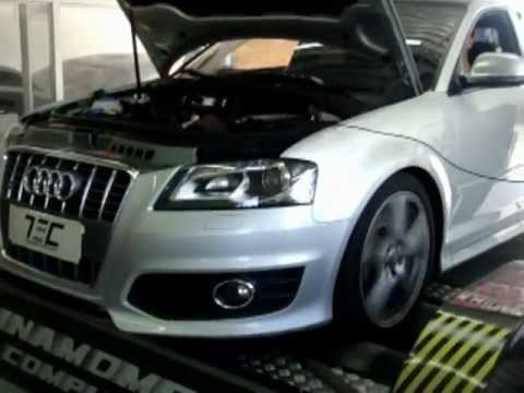 AUDI S3 345HP - UNITRONIC STAGE 2 HPFP + STAGE 2 DSG by ...