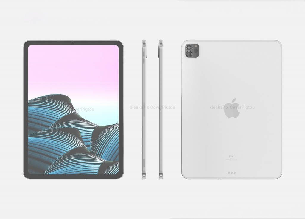 iPad Pro 11-inch 2021 To Follow Same Design as Current ...
