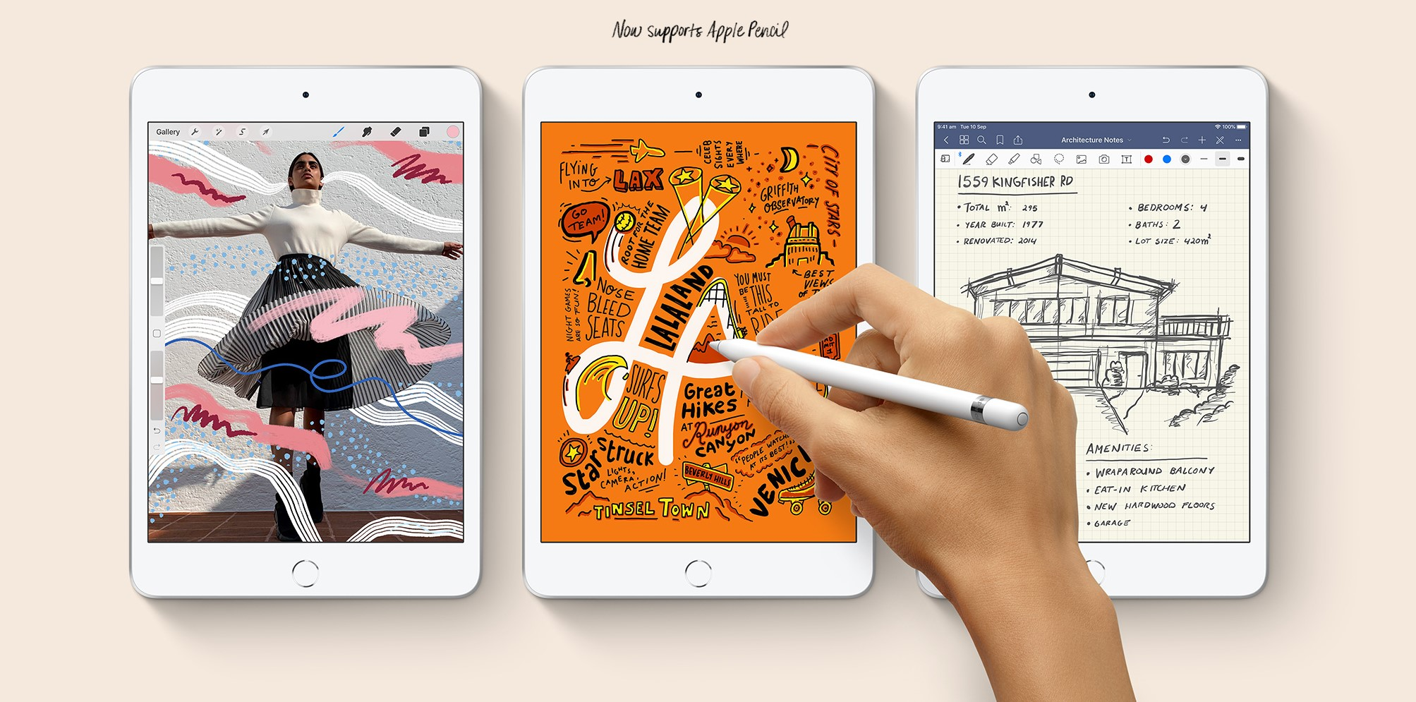 iPad mini to get thin bezel redesign and 8.4-inch display ...