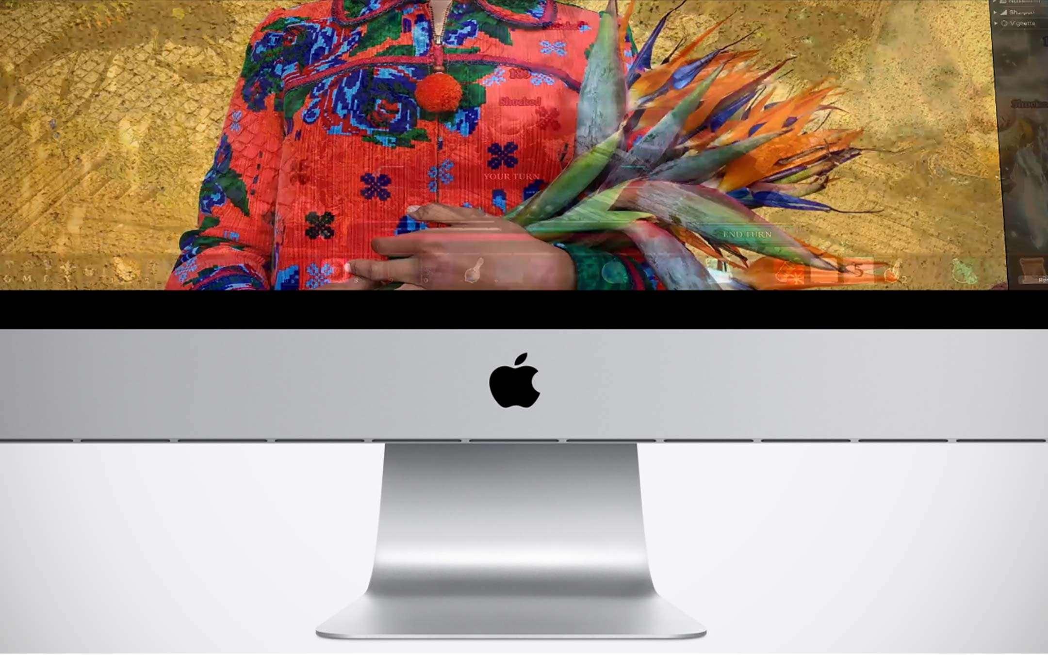 iMac con processore Apple Silicon all'inizio del 2021