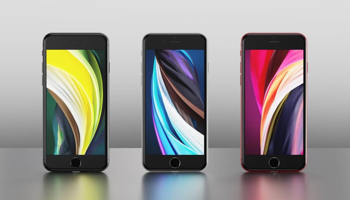 Apple, nessun iPhone SE 2021: costerebbe troppo | Libero ...
