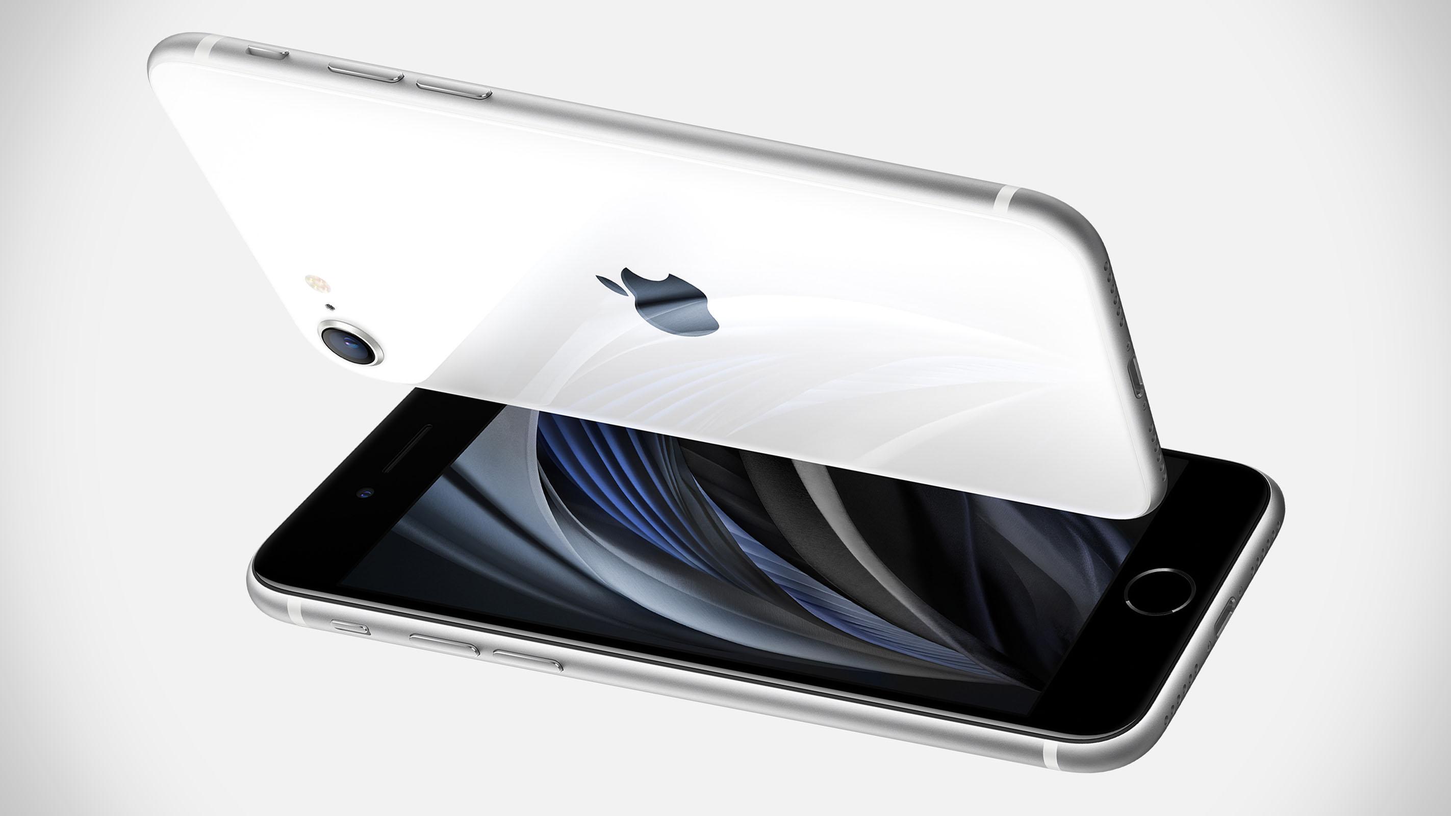 ZVON iPhone SE 2021 la 300 dolari - Răspuns