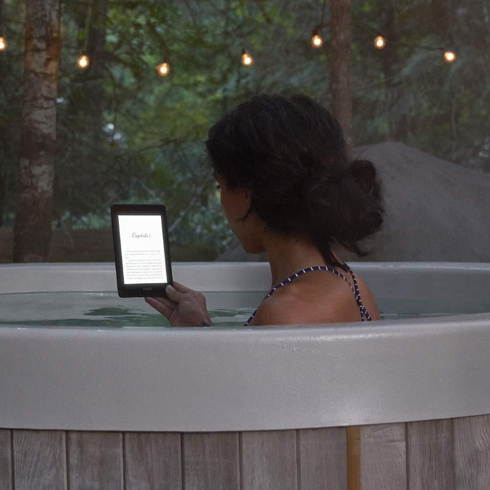 Kindle paperwhite 2021 | El e-reader Kindle impermeable al ...