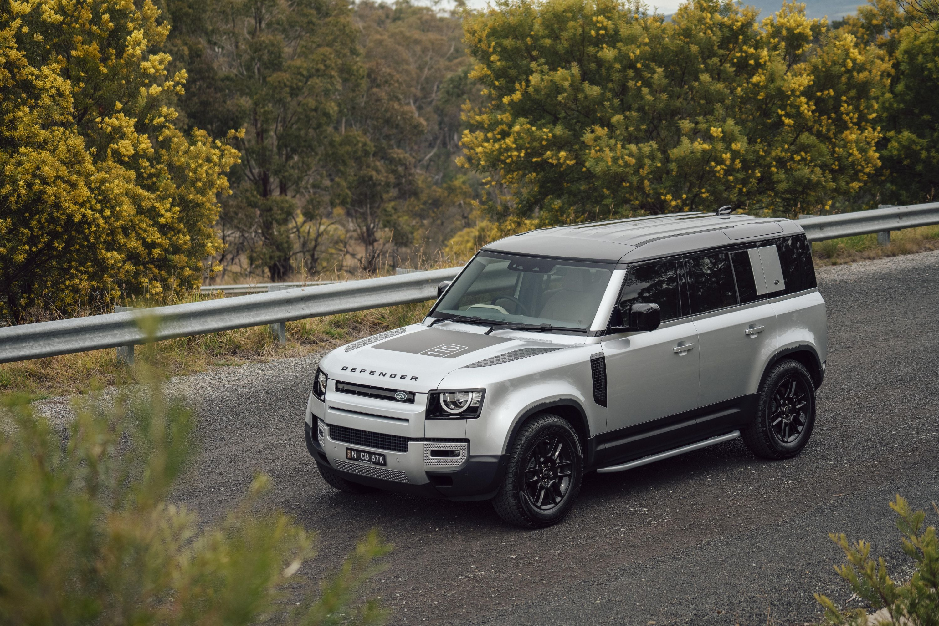 2021 Land Rover Defender gets new engines, new options ...