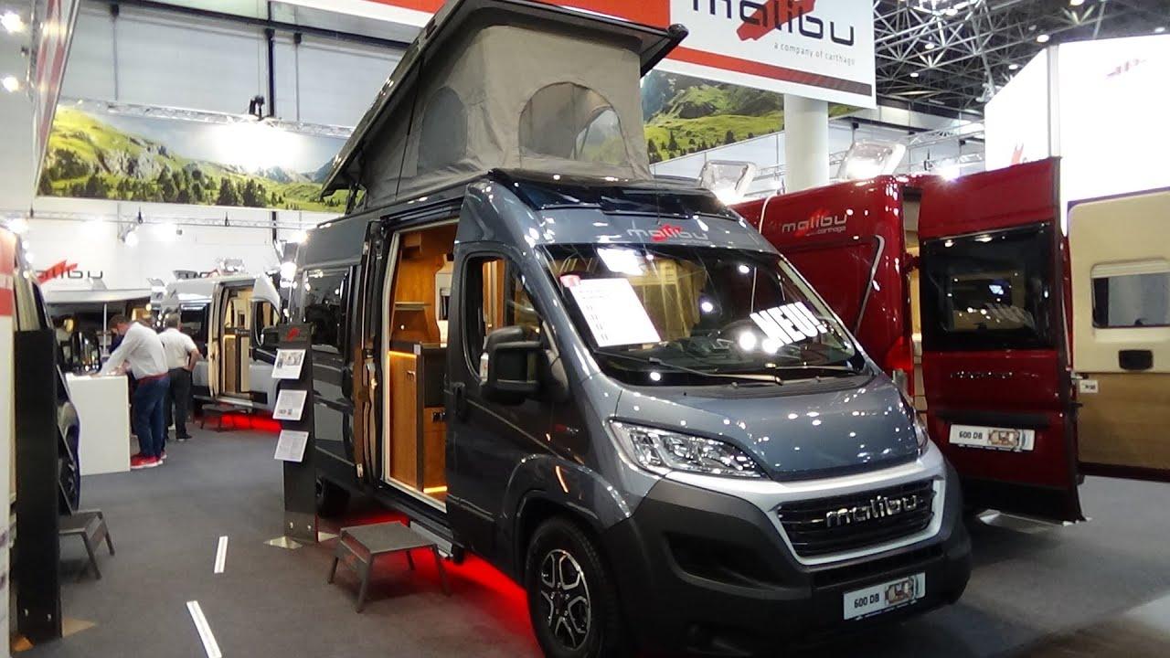 2021 Malibu Van 600 DB family-for-4 - Exterior and ...