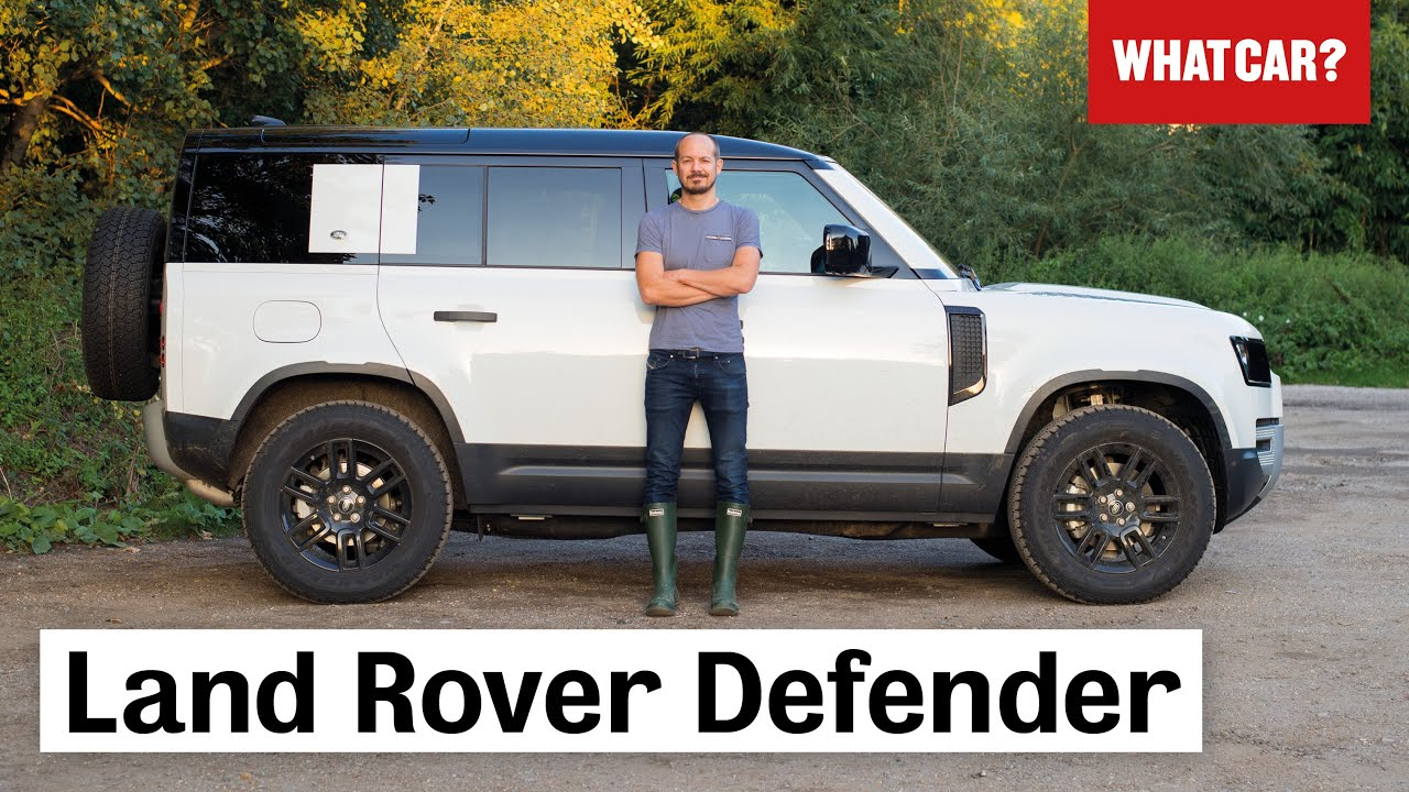 2021 Land Rover Defender in-depth review - NEW engines ...