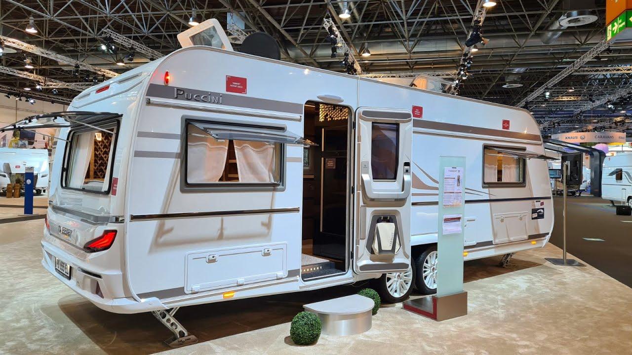 Tabbert Caravan Neuheiten 2021 Wohnwagen - Caravan Salon ...